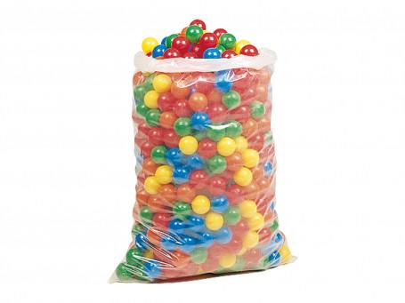 Ballenbakballen Ø 6 cm 500 stuks