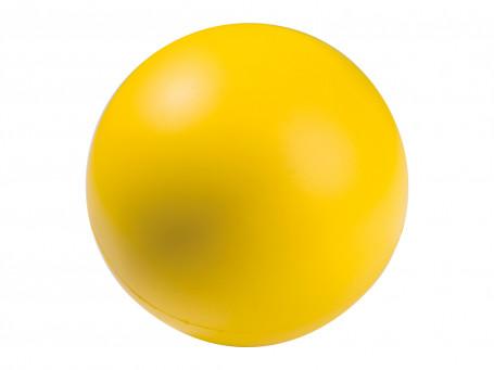 Tennisbal PU-foam Ø 7 cm, 30 gram geel