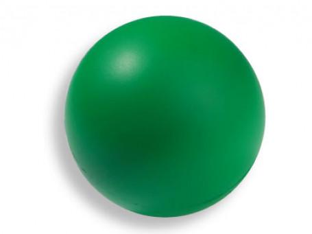 Spelbal PU-foam groen Ø 12 cm, 80 gram groen
