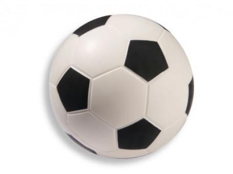 Voetbal PU-Soft Ø 20 cm zwart/wit