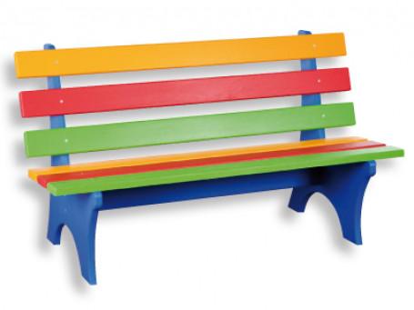 Tuinbank voor kinderen 140x40 cm