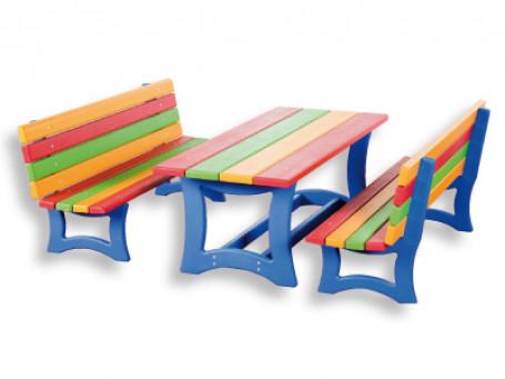 Kindertafel 100x37x44 cm