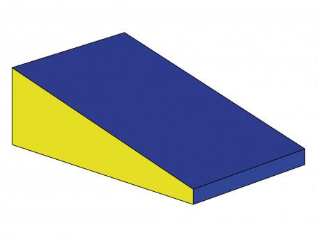 Schuine mat 90 x 60 x 30 cm
