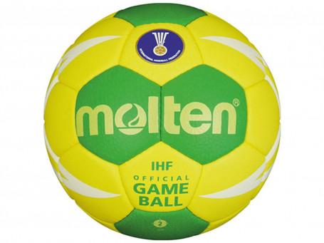 Handbal Molten® HX5001-YG maat 2