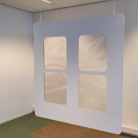 HANGSCHERM Afmeting (h x b): 156 x 147 cm