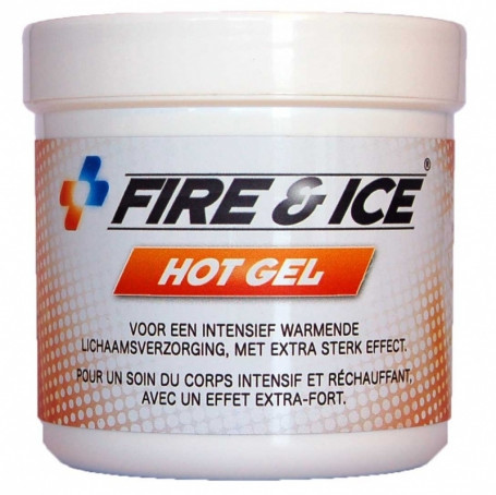 Fire and Ice : HOT GEL 250 ML