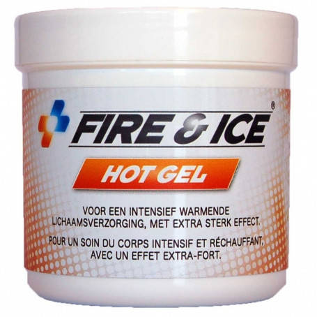 Fire and Ice : HOT GEL 100 ML