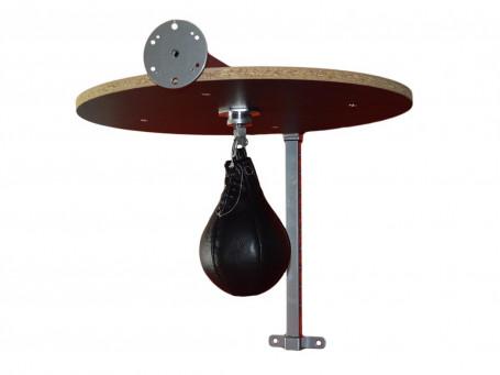 Speedball-wandsysteem incl. peerbal en draaiwartel