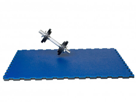 Puzzelmat TOP royalblauw 20 mm dik