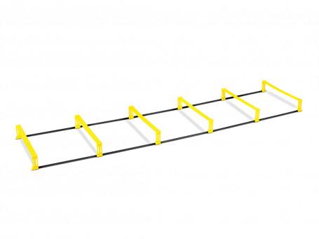 Speedladder-/hordencombinatie