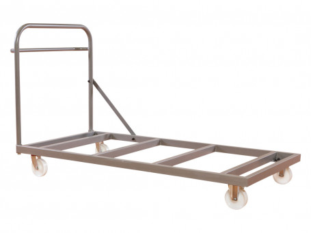 Transportwagen voor 17 judomatten