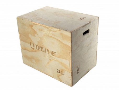 Plyobox hout 3-in-1