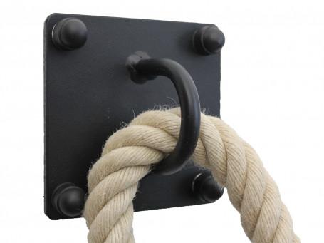 Wandanker voor Battle Ropes / Fitnesstouwen