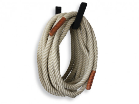 Wandbeugel voor Battle Ropes / Fitnesstouwen