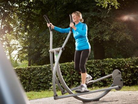 Crosstrainer Outdoor Fitness