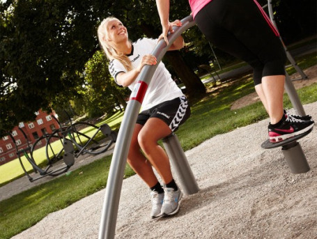 Twister Outdoor Fitness