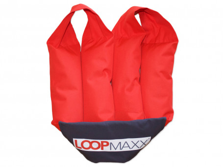 LOOPMAXX M 5 kg rood