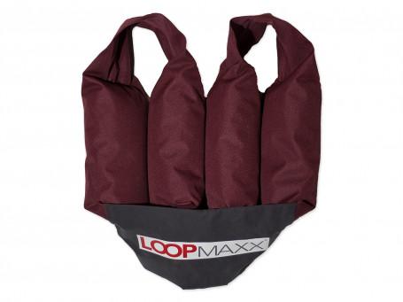LOOPMAXX L 7,5 kg bordeaux