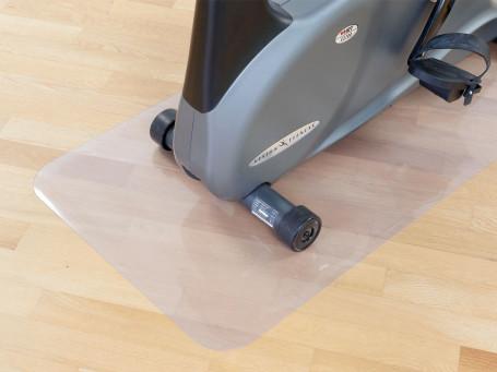 Vloer-beschermmat, transparant