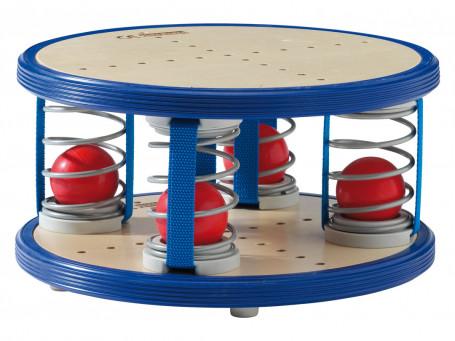 Veerplank rond pedalo, tot 80 kg