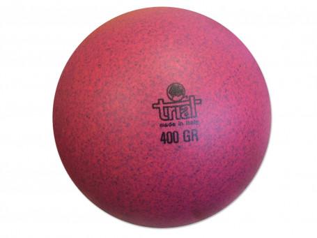Werp- en slagbal 400 gram, Ø 10,5 cm
