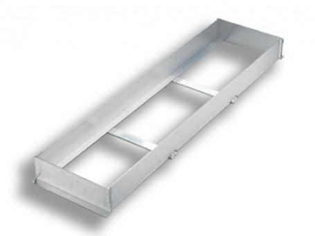 Aluminium-inbouwframe