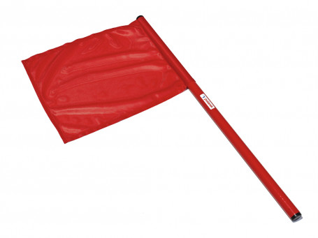 Juryvlag rood