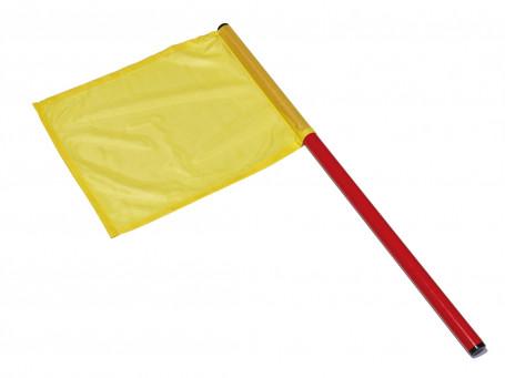 Juryvlag geel