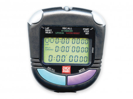 Stopwatch DIGI PC 91 multifunctioneel