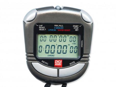 Stopwatch DIGI PC 73 multifunctioneel met nachtlicht