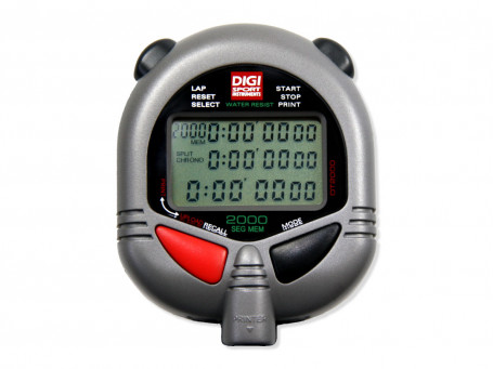 Stopwatch DIGI PC 111 multifunctioneel 2000 memory