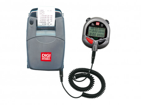 Stopwatch-set DIGI PC 111 met thermoprinter