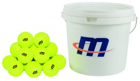Tennisballen oefen set van 48 stuks