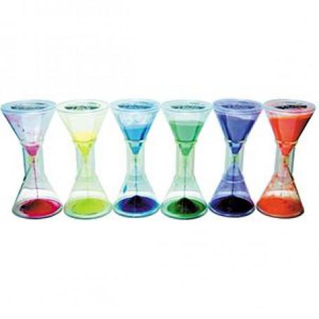 Zandloper Sense-Of-Timer 2 minuten blauw