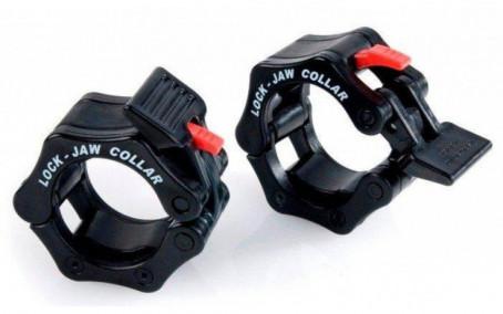 Olympische Lock Jaw Collar Pro halter sluiting Set