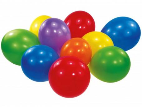 Ballonnen latex set van 100 stuks