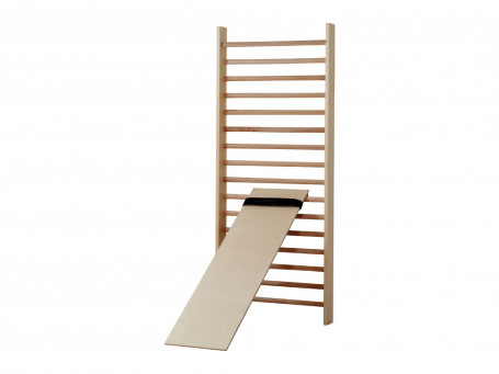 Schuine plank