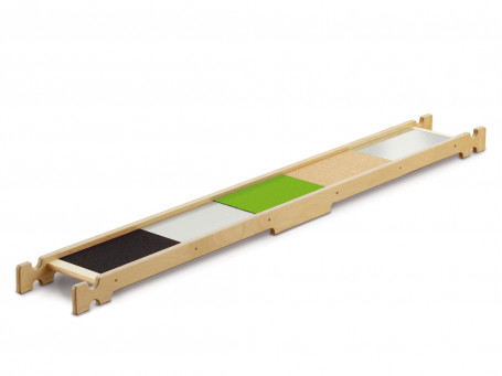 Balanceerplank Materiaalmix