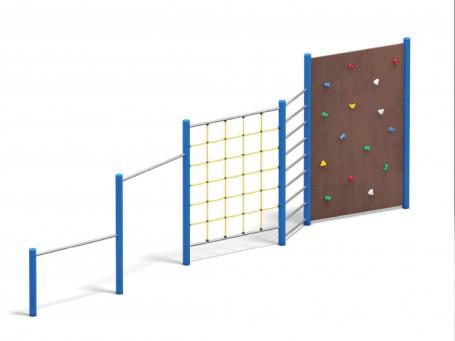 Gymnastiek- en klimpark All-in Sport