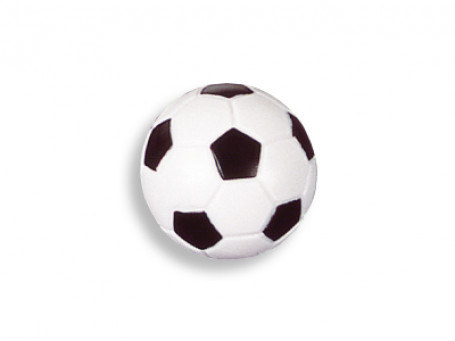 Tafelvoetbalballen zwart/wit