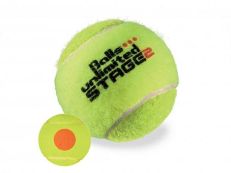Tennisballen Stage (methodiekballen) set van 12 stuks