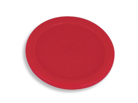 Airhockey-puck Ø 63 mm, rood