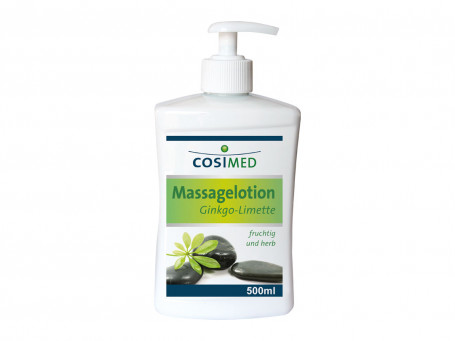 Massagelotion Ginkgo-Limoen 500 ml