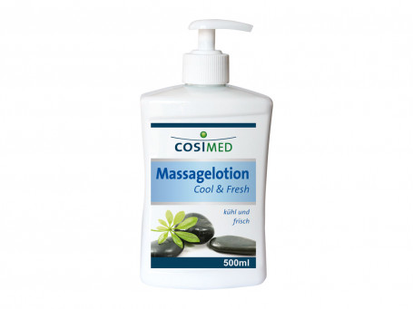 Massagelotion Cool & Fresh, 500 ml
