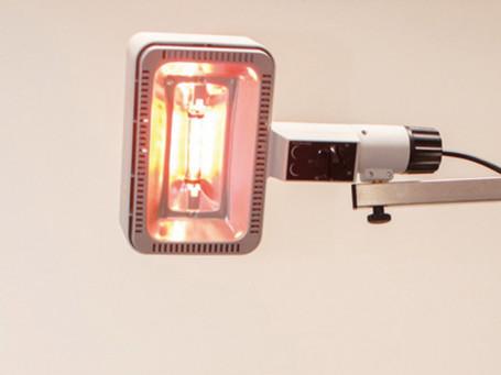 Infrarood-bestralingstoestel Sollux Combi