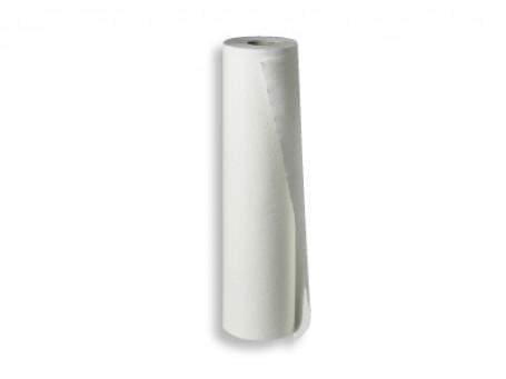Massagebankpapier 1-laags 50 meter x 50 cm 9 rollen wit