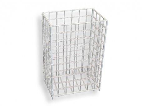 Afvalbak draadmand 41x63x25,5 cm