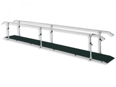 Loopbrug 600 cm, gesloten vloer