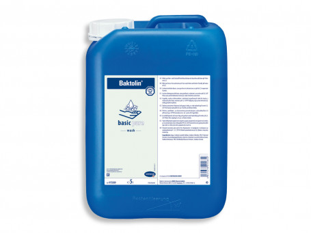 Waslotion BODE Baktolin® basic pure 5 liter