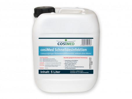 Sneldesinfectie CosiMed 5 liter